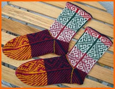 Brigittes Simply Socks
