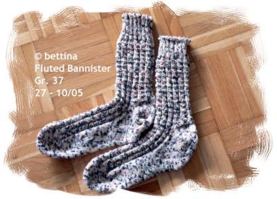 Fluted Bannister